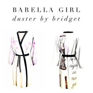 🎉HP 7/6/19🎉🎉Barella Girl Duster by Bridget